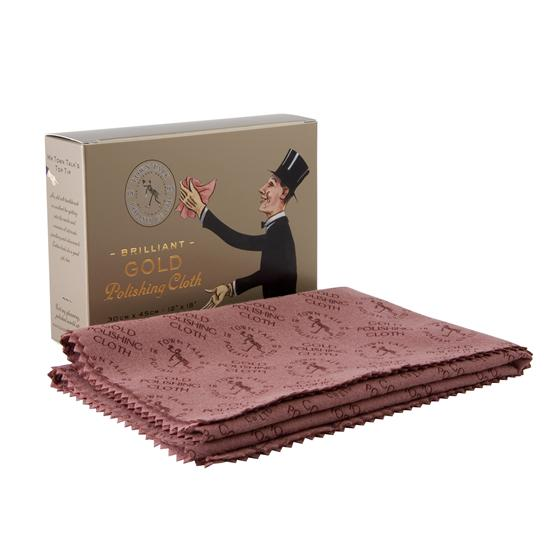 Gold Polishing Cloth